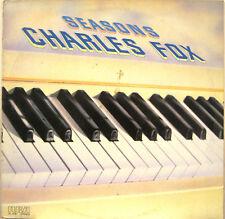 "CHARLES FOX ""SEASONS""  lp Italy mint"