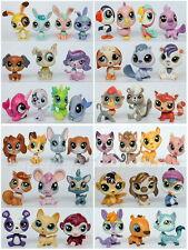 Littlest pet shop Random Pick Lot 8 Pcs Children GIFT LPS figure Toys