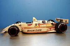 1/25TH 1990 MILLER MARCH ALFA RESIN/WHITE METAL MODEL KIT, INDY, USAC, CART