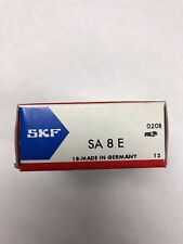 SKF SA-8-E Rod End Bearing. M8 Righ Hand Thread. 8mm Bore SIze.
