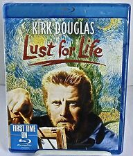 LUST FOR LIFE (blu-ray-2015) 1956 Biographical Película ON OF VINCENT VAN GOGH