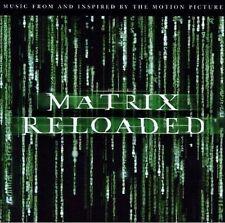 MATRIX RELOADED - Soundtrack - 2 CDs Neu - Linkin Park