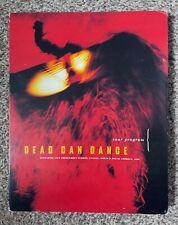 More details for rare dead can dance hard backed sambatiki tour program 1996 plus cd