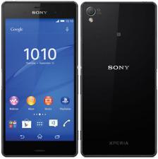 5.2'' Sony Ericcson Xperia Z3 D6603 Débloqué Téléphone 16GB 4G LTE 3GB RAM -Noir