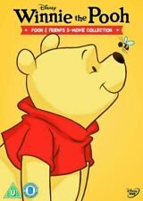 Winnie The Pooh 5 Movie Collection DVD