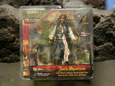 **** Very Rare Pirates of the Caribbean Series 2 Jack Sparrow Figure ****