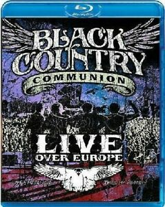 Black Country Communion - Live Over Europe Mascot (It)