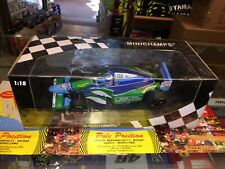 MINICHAMPS 1 18 BENETTON B194  SCHUMACHER WIN. BRAZILIAN GP 1994 FREE SHIPPING