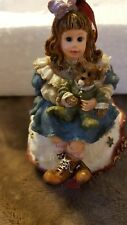 Boyds Yesterdays Child-Amy & Sam Baby'S First Xmas-Dollstone Collection 1999