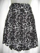 Animal Print Machine Washable Low Rise Shorts for Women