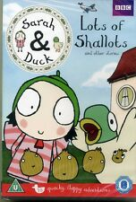 Sarah & Duck Lots of Shallots New Sealed BBC DVD
