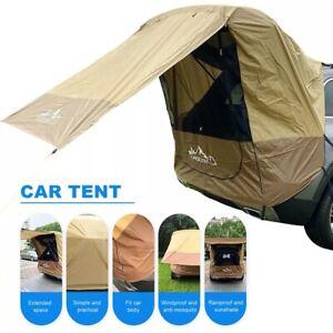 New Trunk Tent Outdoor Self-driving Tour Car Tail Extension Sunshade Rainproof