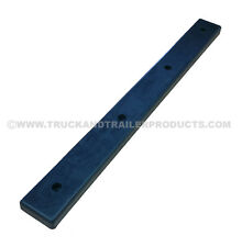 Rubber Shock Plate / Buffer - 600mm Long - Trailer - Horsebox