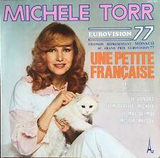 Michelle Torr - Une Petite Francaise - Eurovision 77 - Vinyl 33T LP