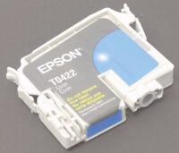 Genuine Original Epson T0422 Cyan Ink Catridge C82 CX5200 CX5400