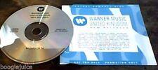 Warner Promo Only UK CD Sampler 1994 RARE REM GREEN DAY TOM JONES JACKSON BROWNE