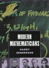 Modern Mathematicians Harry Henderson (Hardcover) Biographies Mathematicians