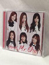 K-pop_Apink_Jpn-version-used-CD_Mr._Chu_UPCH-80391_made-in-Japan_2nd-track-HUSH