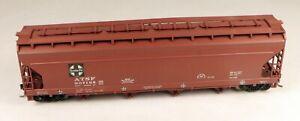 Athearn 4-Bay ACF Covered Hopper ATSF #307188 1/87 HO Scale