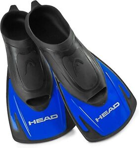 NEW Adult Head Energy Swim Fin, Snorkel Swimming Training Exercise Fins Flippers