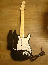 Xbox 360 Rock Band Fender Stratocaster Wired Guitar Controller
