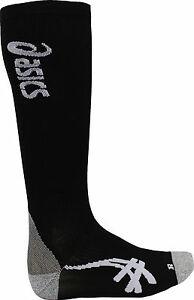 Asics  Herren Laufsocken Sport Compression schwarz Socken Sportsocken Gr 39 - 46