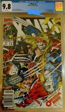 X-Men #5 Newsstand 2nd Omega Red 1st Maverick @CGC 9.8 GUARANTEED plz read scrip