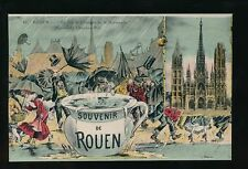 Rouen Inter-War (1918-39) Collectable French Postcards