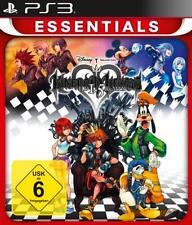 Playstation 3  Disney Kingdom Hearts 1.5 Remix TopZustand