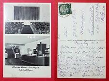 AK ROSENBERG in Schlesien 1940 Haus der Heimat Innenansichten  ( 27043