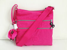 BNEW Authentic KIPLING Kylee HB6520 Crossbody Sling Travel Bag Hydrangea