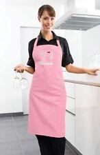 Rosa Motivschürze Filetstück Rind