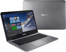 Portátiles y netbooks Windows 10 ASUS color principal gris
