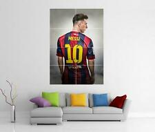 Lionel MESSI BARCELONE BARCA GIANT WALL ART PRINT POSTER PHOTO