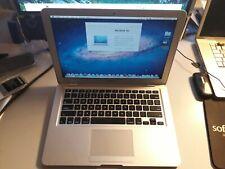 "MacBook Air Late 2008  13"" A1237 1,6 GHz Intel Core 2 Duo ,2 GB SD RAM ,80GB SSD"