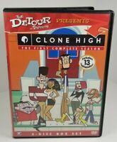 Clone High: Complete 1st Season (DVD, 2007, 2-Disc Set)