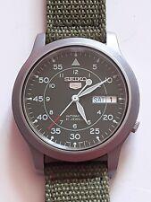 Seiko 5 Reloj Automático 7S26-02J0 Perfecto Estado