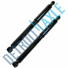 New Set 2 Front Driver and Passenger Shock Absorbers for Ford E Series Vans 2WD