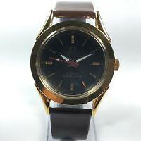 Vintage Titus 17J Mechanical Hand Winding Movement Mens Analog Wrist Watch CA317
