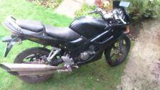 Yamaha ybr 125cc motorbike