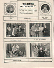 Bess Meredyth Ernest Shields 1914 Ad- The Little Auto-go-mobile/Joker comedy