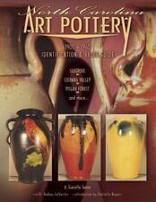 North Carolina Art Pottery 1900-1960 Identification Value Guide James 2003 Book