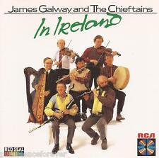 JAMES GALWAY AND THE CHIEFTAINS - In Ireland (German 15 Tk CD Album)
