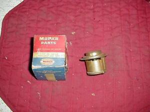 NOS MOPAR 1953-6 160 DEGREE THERMOSTAT
