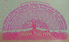 2013 Austin Psych Fest Poster - Mishka Westell - Limited Edition of 333