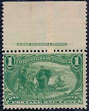 Us 1898 #285 1c Trans Mississippi Expo F Og Unused