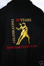 NEW YORK CITY BALLET 1998 NYCB 50TH ANNIVERSARY JACKET