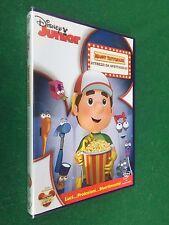 (DVD) Walt Disney Junior MANNY TUTTOFARE (2011) NUOVO !!! Spedizione GRATIS !!!
