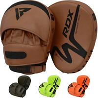 RDX Boxing Pads Focus Mitts MMA MuayThai Kickboxing Hook & Jab Target Training C