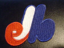 Montreal Expos  Embroidered Patch Free ship USA